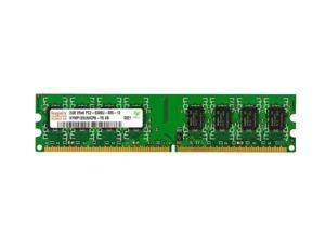 Hynix Hymp125u64cp8-y5 4gb 2 X 2gb Pc2-5300u Ddr2 667 Non-ecc Unbuff Memory Kit