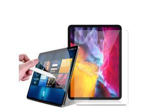 Screen Protector Paperfeel for iPad Air 4 10.9 inch 2020, Mignova iPad Pro 11 2021 2020 2018 Models Paper feeling Matte PET Film For Drawing High Touch Sensitivity No Glare Fit Apple Pencil/Face ID