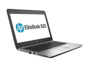 """HP Elitebook 820 G3 12.5"""" 1366x768 Laptop, Intel Core i5-6200U 2.30GHz, 8GB DDR4 RAM, 256GB SSD, Windows 10 Pro Grade B+"""