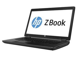 "HP ZBook 17 G2 17.3"" 1920x1080 FHD Mobile Workstation PC, Intel Core i5-4340M 2.9GHz, 8GB DDR3 RAM, 512GB SSD, NVIDIA Quadro K3100M, Win-10 Pro x64 Grade A"