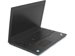 Lenovo ThinkPad T560 1920x1080 FHD Ultrabook PC, Intel Core i5-6300U 2.4GHz, 8GB DDR3L RAM, 256GB SSD, Win-10 Pro x64, Grade B