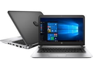 """Grade B HP ProBook 440 G3 14"""" 1366x768 laptop, Intel Core i5-6200u 2.3GHz, 8 GB DDR4 RAM, 256 GB SSD, Win 10 x64"""