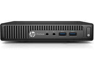 HP ProDesk 400 G2 Mini Desktop PC, Intel Core i3-6100T 3.20GHz, 8GB DDR4 RAM, 256GB SSD, WiFi, Win-10  Home x64 Grade B