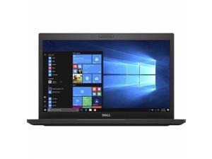 "Grade A DELL Latitude 7480 14"" 1920x1080 Full HD Notebook PC, Intel Core i7-6600U 2.60 GHz, 8 GB RAM, 256GB SSD, Windows 10 Pro x64"