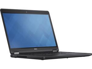 "Dell Latitude E5450 14"" 1366x768 HD Laptop PC, Intel Core i5-5300U 2.3GHz, 8GB DDR3 RAM, 256GB SSD, Windows 10 Pro Grade B"