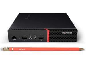 Lenovo ThinkCentre M715q Mini Tiny Business Desktop PC, AMD PRO A6-8570E 6 COMPUTE CORES 2C +4G 3.0GHz, 8GB DDR4 RAM, 256GB SSD, WiFi, Bluetooth, Windows 10 Pro Grade A