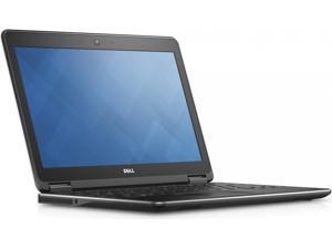 """DELL Latitude E7250 12.5"""" 1366x768 Notebook PC, Intel Core i5-5300U 2.3GHz, 8GB DDR3 RAM, 256GB SSD, Win-10 Pro x64 Grade B"""