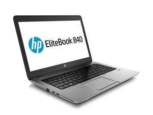 """HP EliteBook 840 G2 14"""" 1600x900 HD+ Ultrabook PC, Intel Core i5-5300U 2.30GHz, 8GB DDR3L RAM, 256GB SSD, Win-10 Pro x64 Grade B"""