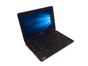 """Dell Latitude E7240 12.5"""" 1366x768 Laptop PC, Intel Core i5-4300U 1.9GHz, 8GB DDR3 RAM, 256GB SSD, Windows 10 Pro Grade B"""