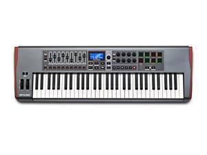 Novation Impulse 61 USB Midi Controller Keyboard, 61 Keys Refurb B3