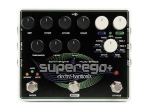 Electro-Harmonix Supergo+ Synth Engine/Multi-Effect w/ Power Supply