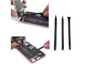 """3PCS 6"""" ESD Safe Heavy Duty Plastic Spudger Set for Mobile Phone Tablet Opening Repair Tool Durable Anti-static Spudger"""