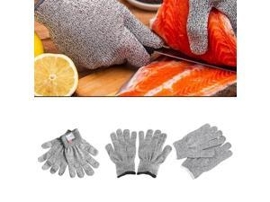 2pairs ESD Safe PU Anti Static Gloves PC computer ESD Safe Anti-static Anti-skid PU Finger Top Coated for Electronic Repair tool