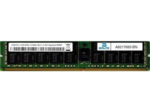 A8217683 - Dell Compatible 32GB PC4-17000 DDR4-2133Mhz 2Rx4 1.2v Registered RDIMM