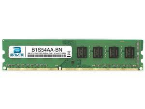 8GB PC3-12800 DDR3-1600Mhz 2Rx4 1.35v ECC Registered RDIMM Brute Networks RVY55-BN Equivalent to OEM PN # RVY55