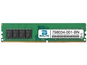 798034-001 - HP Compatible 8GB PC4-17000 DDR4-2133MHz 2Rx8 1.2v Non-ECC UDIMM