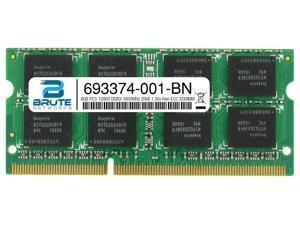 693374-001 - HP Compatible 8GB PC3-12800 DDR3-1600MHz 2Rx8 1.35v Non-ECC SODIMM