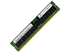 370-ADND - Dell Compatible 16GB PC4-21300 DDR4-2666Mhz 2RX8 1.2v ECC Registered RDIMM