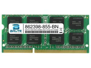 862398-855 - HP Compatible 8GB PC4-19200 DDR4-2400MHz 2Rx8 1.2V Non-ECC SODIMM