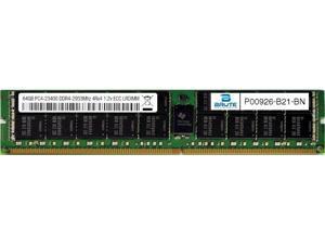 P00926-B21 - HP Compatible 64GB PC4-23400 DDR4-2933Mhz 4Rx4 1.2v ECC LRDIMM