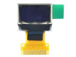 10PCS 0.49 inch OLED display module 64*32 LCD screen for arduino display device IIC interface