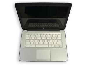 "HP Chromebook 14 G1, 1.40 GHz Intel Celeron, 2GB DDR3 RAM, 16GB SSD Hard Drive, Chrome, 14"" Screen"