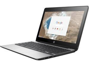 "HP Chromebook 11 G5 Laptop Computer, 1.60 GHz Intel Celeron, 4GB DDR3 RAM, 16GB SSD Hard Drive, Chrome, 11"" Screen"