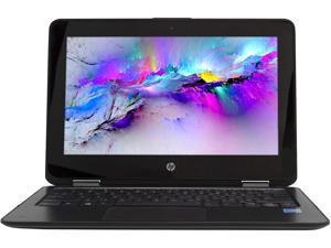 "HP ProBook x360 11 G1 EE Touchscreen Convertible Laptop Computer 11.6"" LED Display PC, Intel Dual-Core Processor, 4GB RAM, 128GB SSD, Windows 10, HD Webcam, HDMI, Bluetooth, WiFi"