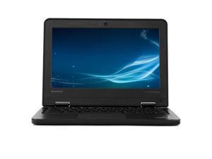 Lenovo ThinkPad 11e Chromebook Laptop Computer, 11.6in High Definition Display, Intel Quad-Quad Processor, 4GB RAM, 16GB Solid State Drive, Chrome OS, WiFi