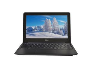 Dell Chromebook 11 Laptop Computer CB1C13, 11.6in High Definition Display, Intel Dual-Core Processor, 4GB RAM, 16GB Solid State Drive, Chrome OS, WiFi