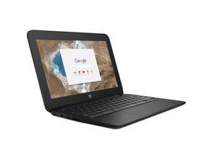 "HP Chromebook 11 G5, 1.60 GHz Intel Celeron, 4GB DDR3 RAM, 16GB SSD Hard Drive, Chrome, 11"" Screen (Grade B)"
