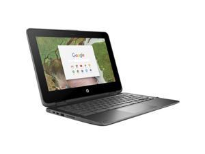 "HP Chromebook 1NW59UT Laptop Computer, 1.10 GHz Intel Celeron, 4GB DDR4 RAM, 32GB SSD Hard Drive, Chrome, 11"" Screen"