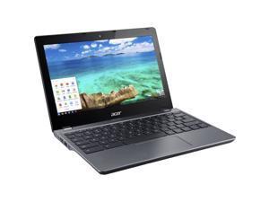 "Acer Chromebook C740-C3P1 Tablet Computer, 1.50 GHz Intel Celeron, 2GB DDR3 RAM, 16GB SSD Hard Drive, Chrome, 11"" Screen"