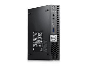 Dell Optiplex 7050 Micro Form Factor Desktop, Intel i7 7700T 2.9Ghz, 16GB DDR4, 256GB NVMe M.2 SSD, HDMI, Windows 10 Pro