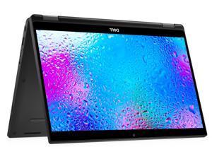 Dell Latitude 7390 2-in-1 Touchscreen Laptop, i7 8650U 1.9Ghz, 16GB RAM, 256GB NVMe SSD, Thunderbolt 3, 1080p Full HD, Webcam, Windows 10 Home
