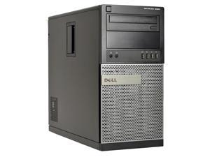 Dell Optiplex 9020 Mini-Tower Desktop, Quad Core i7 4770 3.4Ghz, 16GB DDR3 RAM, 512GB SSD Hard Drive, Windows 10 Pro