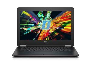 """Dell Latitude E7270 12.5"""" Laptop, Intel Core i5 6300U 2.4Ghz, 8GB DDR4, 128GB M.2 SSD, HDMI, Webcam, Windows 10"""