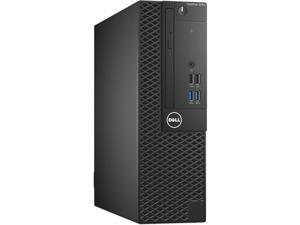 Dell Optiplex 3050 Small Form Desktop, Intel Quad Core i5 6500 3.2Ghz, 16GB DDR4, 1TB SSD Hard Drive, HDMI, DVD-RW, Windows 10 Pro - Grade B