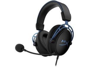 HyperX HX-HSCAS-BL/WW Circumaural Cloud Alpha S Gaming Headset