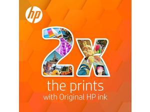 HP 65 Black Ink Cartridge (N9K02AN) for HP DeskJet