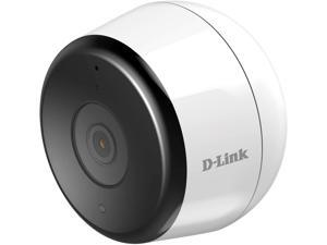 D-Link Full HD Outdoor Wi-Fi Camera | Home Security in Full HD | Sends Alerts to Your Phone | Local and Cloud Recording Available | Works with Ifttt, Google Assistant and Alexa (DCS-8600LH/LT)