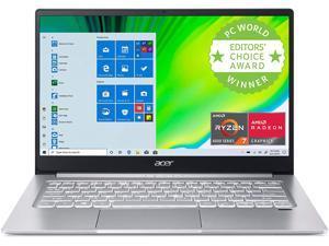 "Acer Swift 3 Thin & Light Laptop, 14"" Full HD IPS, AMD Ryzen 7 4700U Octa-Core, Radeon Graphics, 8GB RAM, 2TB NVMe-PCIe SSD, Wi-Fi 6, Backlit Keyboard, Fingerprint Reader, Windows 10 Home"