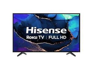 Hisense 40H4G- 40 inch Smart Full Array LED 1080P Roku TV with DTS TruSurround, 3 HDMI (Canada Model) (2020)