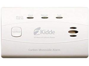 KIDDE C3010 Carbon Monoxide Alarm, Electrochemical