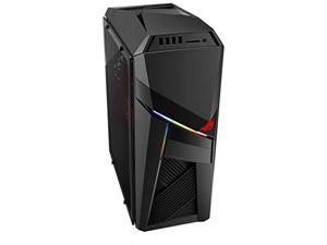 ASUS Gaming Desktop GL12CX-DS77X Intel Core i7 9th Gen 9700K (3.60 GHz) 32 GB DDR4 1 TB SSD NVIDIA GeForce RTX 2070 8 GB GDDR6 Windows 10 Home 64-bit