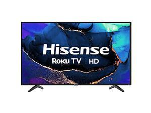 "Hisense 32H4G- 32"" Smart Full Array LED Roku TV with DTS TruSurround, 3 HDMI (Canada Model) (2020)"