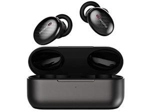 1MORE True Wireless Earbuds Active Noise Cancelling, Dual Driver ANC Earbuds with 4 Mics, THX, Wireless Charging Headphone for Phone Calls-EHD9001TA