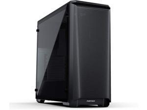 Phanteks Eclipse P400A ATX Mid-tower (PH-EC400ATG_BK01), Mesh Front Panel, Tempered Glass, Fan Controller, Black