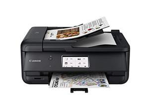Canon PIXMA TR8620 Wireless Home Office All-in-One Inkjet Printer with ADF