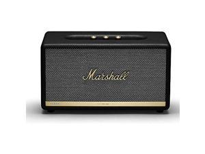 Marshall Stanmore II Wireless Wi-Fi Multi-room Smart Speaker with Amazon Alexa Voice Control Built-In Black - 1002492